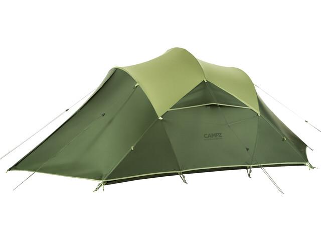 CAMPZ Occitanie Ultralight Tent 2P, olive/sage